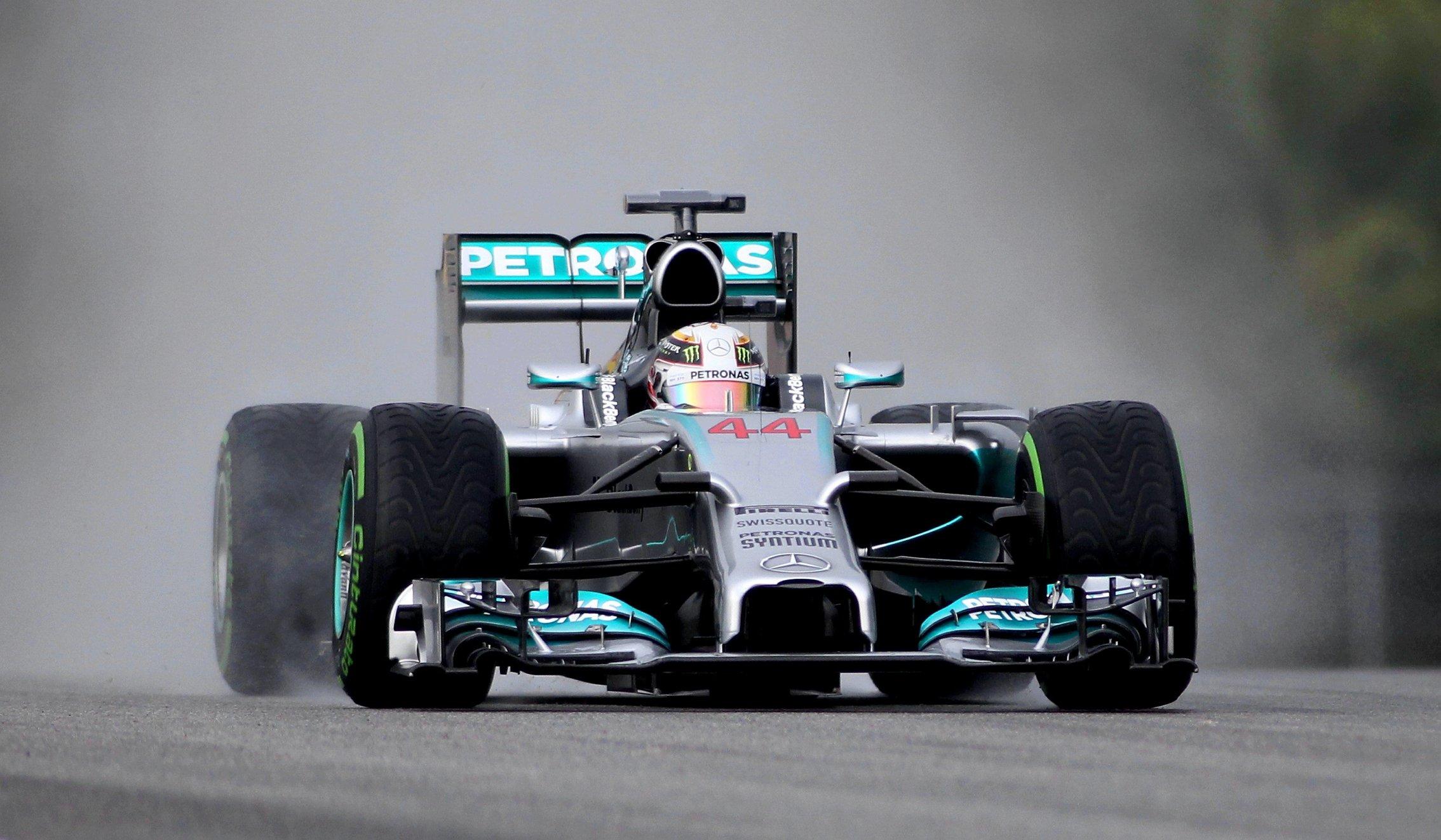 Lewis Hamilton – F1 – Mercedes Petronas